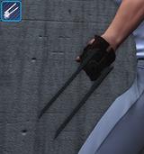 Arme de main - L'abattoir - Gant à Crispin