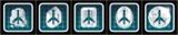 Runes de la Trinité (base, imparfait, normal, sacré, pur)