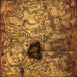 Carte de la Cité du Dieu Solaire 2