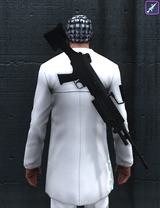 Fusil d'assaut - Epique NQ10