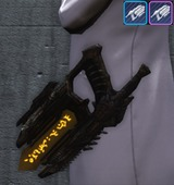 Pistolets - Enfer éternel - Misère