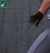 Arme de main - Singulier NQ6