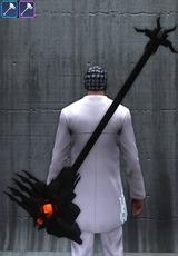 Marteau - Enfer éternel - Kanabo de fer-de-sang