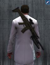 Fusil d'assaut - rare NQ8 1