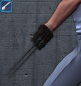 Arme de main - Le complexe - Eclat de meteore