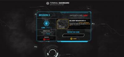 Mission #03