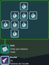 Talisman de l'occulte