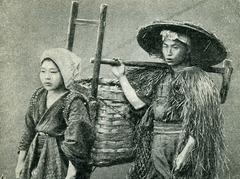 Paysans japonais