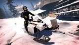 Issue 7 - Snow Mobile