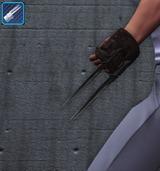 Arme de main - Rare NQ6