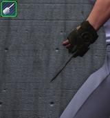 Arme de main - Singulier NQ7 1