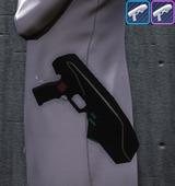 Pistolet - L'Ankh - Stembridge