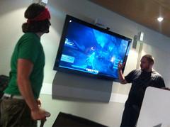 Une démonstration de TSW au EA Summer Showcase