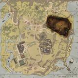 Carte de la Côte Sauvage 2