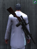 Fusil d'assaut - Singulier NQ9 2