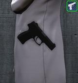 Pistolets - Singulier NQ1