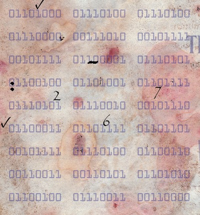 Message codé UAF 232