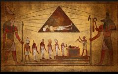 La cérémonie du sacrifice dePtahmose