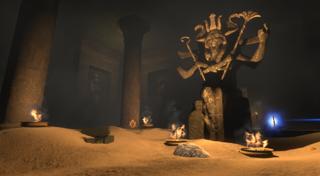Le Temple des registres perdus
