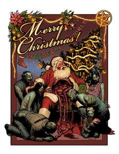 Un père Noël en mauvaise posture