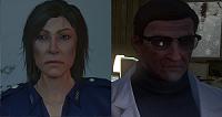 Les époux Bannerman : la shérif et le docteur