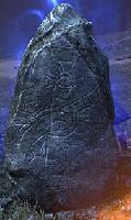 Pierre runique de SI