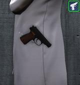 Pistolets - Singulier NQ3