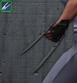 Arme de main - Singulier NQ10 3