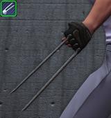 Arme de main - Singulier NQ8 1