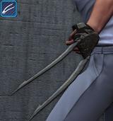 Arme de main - rare NQ10 1