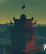 Le Love Hotel de Kaidan