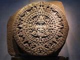 Pierre du soleil - Calendrier Maya