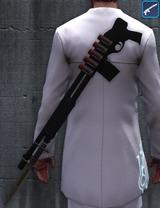 Fusil à pompe - Rare NQ10