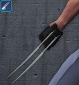 Arme de main - Rare NQ4