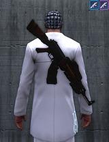 Fusil d'assaut - L'abattoir - Aigle noir