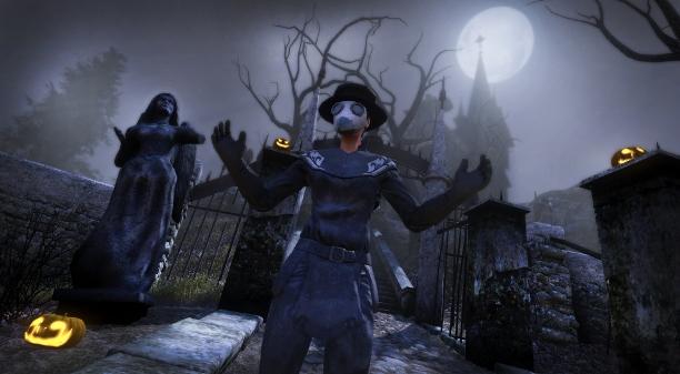 Fêtez Halloween avec The Secret World