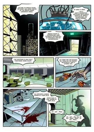 Episode 11 - Comic
