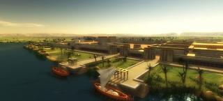 Amarna, capitale de l'Egypte
