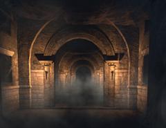 Un couloir rempli de murmures...