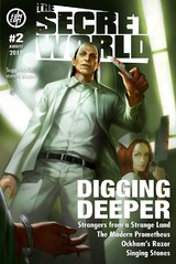 Issue 2 - Digging Deeper