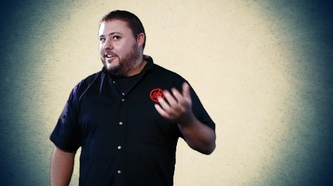 Joel Bylos - Game director TSW
