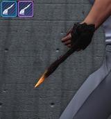 Arme de main - Enfer éternel - Eclats de Muspelheim