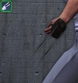 Arme de main - Singulier NQ2