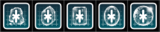 Runes de la Terre (base, imparfait, normal, sacré, pur)