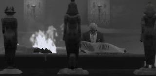 La cérémonie du Sacrifice de Ptahmose