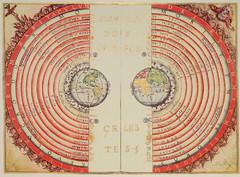 Carte du ciel de Bartolomeu Velho