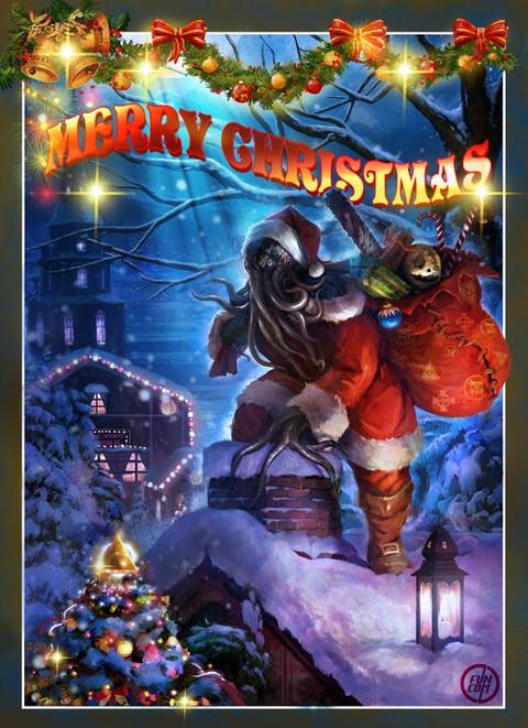Joyeu Noël 2010, par Funcom
