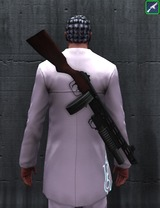 Fusil d'assaut - Singulier NQ7 3