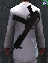 Fusil à pompe - Singulier NQ6