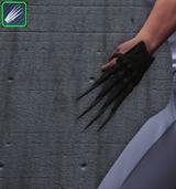 Arme de main - Singulier NQ3
